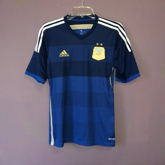Adidas Argentina 2014 World Cup away Jersey